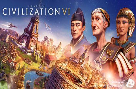 دانلود بازی Civilization VI 1.2.0