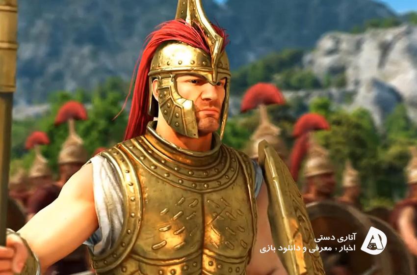 بیش از 7.5 میلیون نفر به صورت رایگان A Total War Saga: Troy را دریافت کردند
