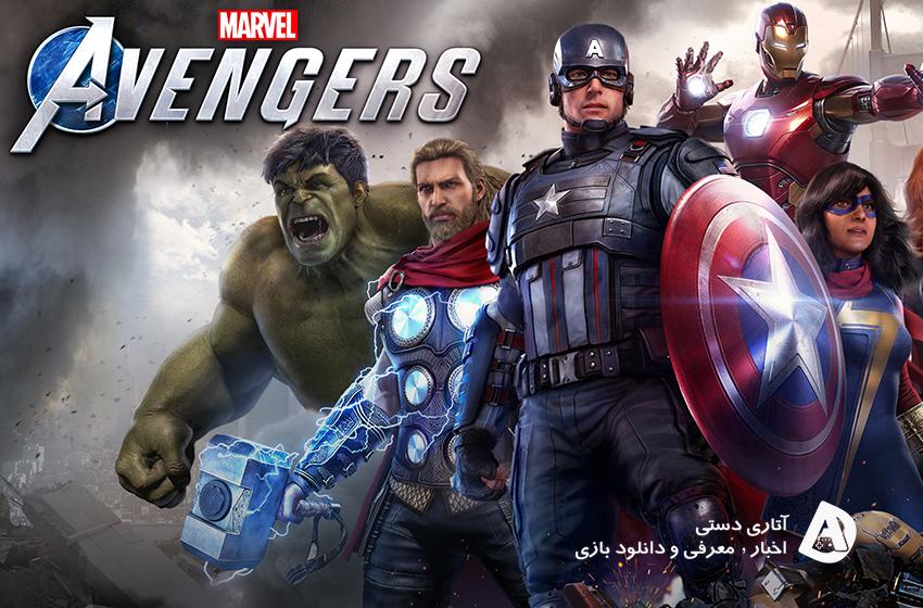 سخت افزار مورد نیاز بازی Marvel's Avengers