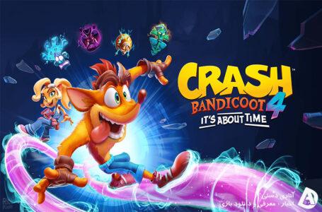 تریلر Crash Bandicoot 4: It's About Time Demo