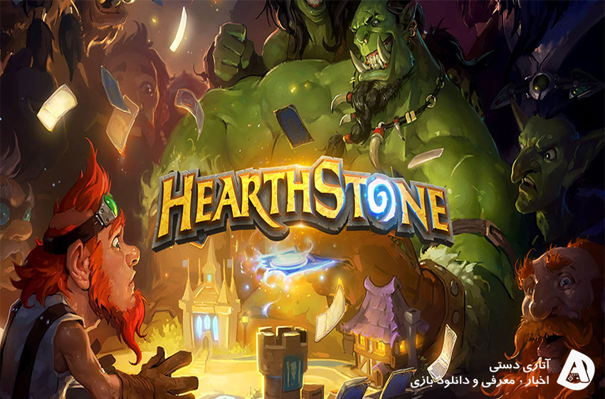 دانلود بازی Hearthstone 20.0.79904