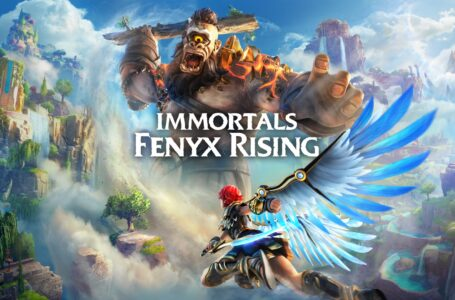 تریلر بازی Immortals Fenyx Rising