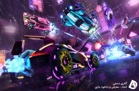 سینماتیک بازی رایگان Rocket League