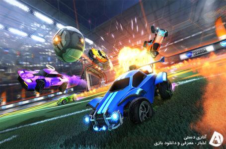 بعد از رایگان شدن بازی Rocket League سرور های این بازی خراب شدند