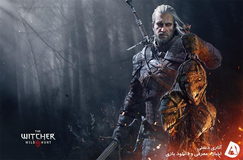 بازی The Witcher 3 برای Xbox Series X و PS5 منتشر می شود