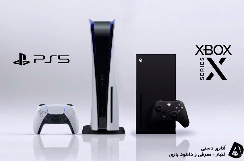 تصاویر جدید از سایز و زوایای مختلف کنسول PS5