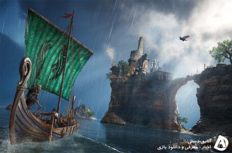 گیم پلی جدید Assassin's Creed Valhalla