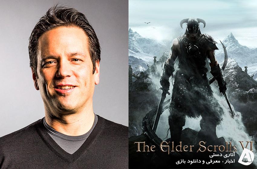 ظاهراً Elder Scrolls 6 بازی انحصاری Xbox می شود