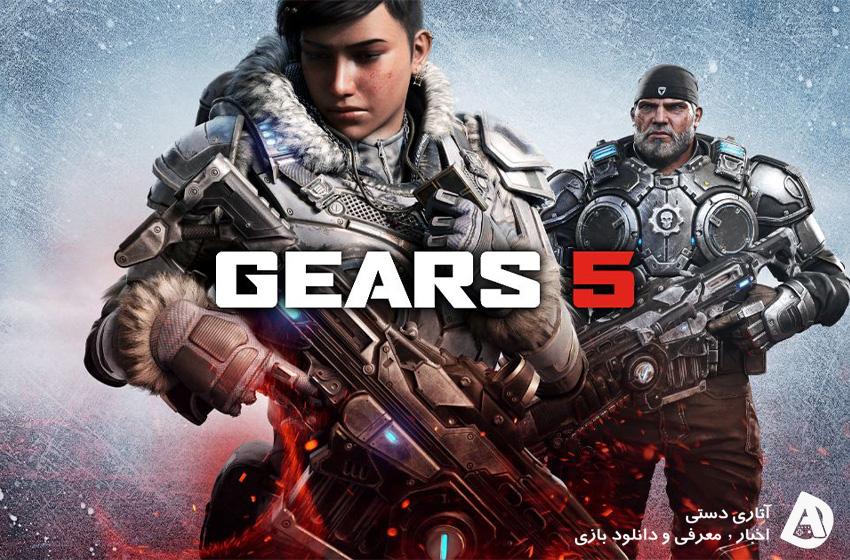 Gears 5 DLC امسال منتشر می شود