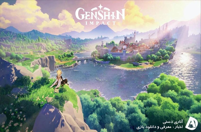 بازی رایگان Genshin Impact در کمتر از دو هفته 100 میلیون دلار کسب در آمد کرده است