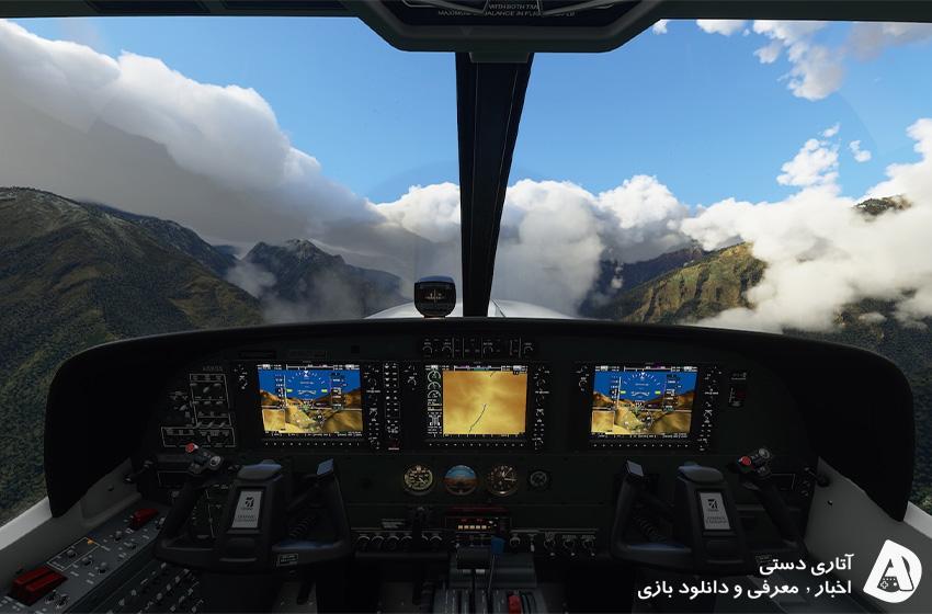 نسخه بتا Microsoft Flight Simulator VR در راه است