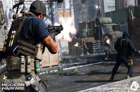 Bug جدید در Modern Warfare که باعث می شود در حالت سوم شخص بازی کنید