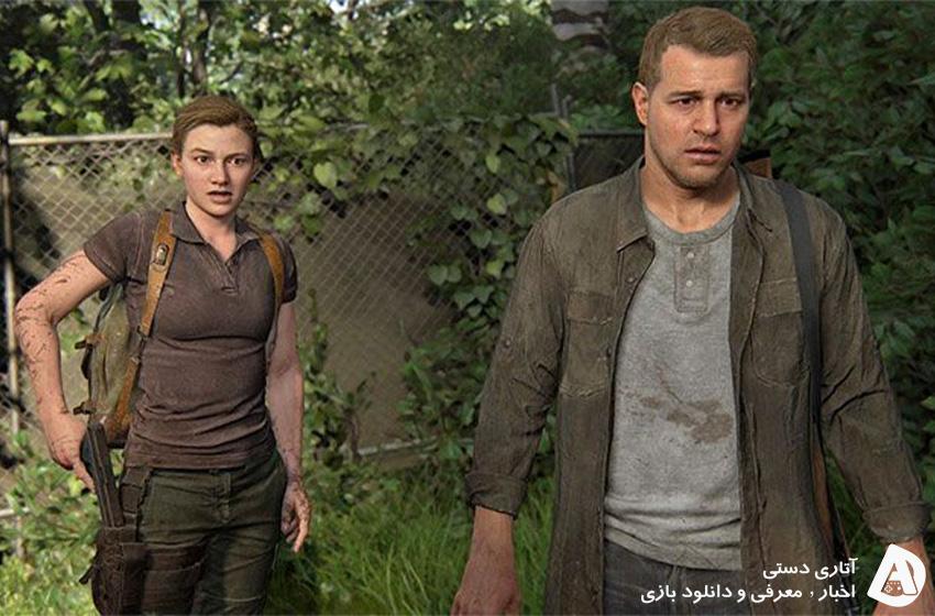 یکی از بازیگران بازی The Last Of Us Part 2 به کار بازگشت