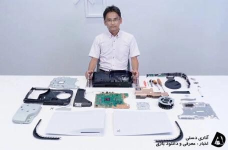 رونمایی از مشخصات سخت افزار PS5