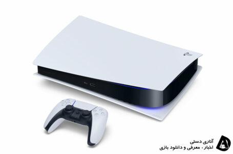 حجم فضای ذخیره سازی PS5 لو رفت