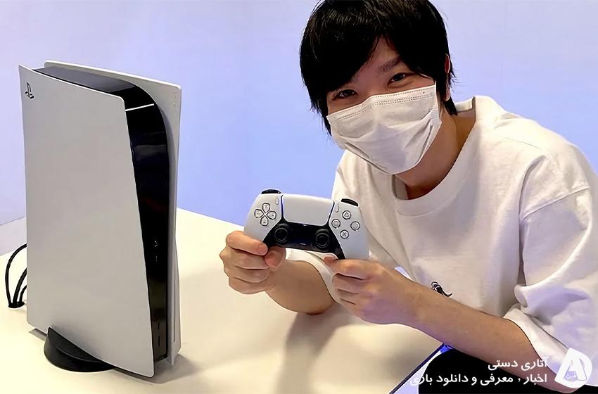 توضیحات نشریات و استریمر های ژاپنی راجب PS5 و کنترلر Dualsense بعد از تست این کنسول