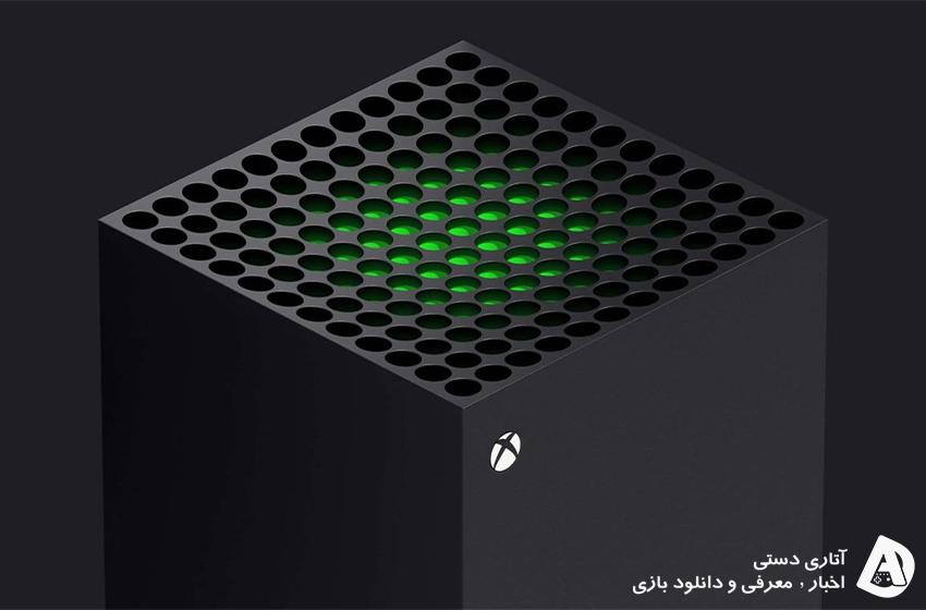 Xbox Series X نسبت به Xbox One X بسیار خنک تر است