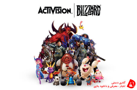 Activision Blizzard به دنبال به دست گرفتن بازار موبایل