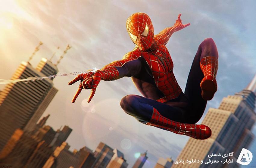 اکنون می توانید Save های Spider-Man را از PS4 به نسخه بازسازی شده در PS5 منتقل کنید