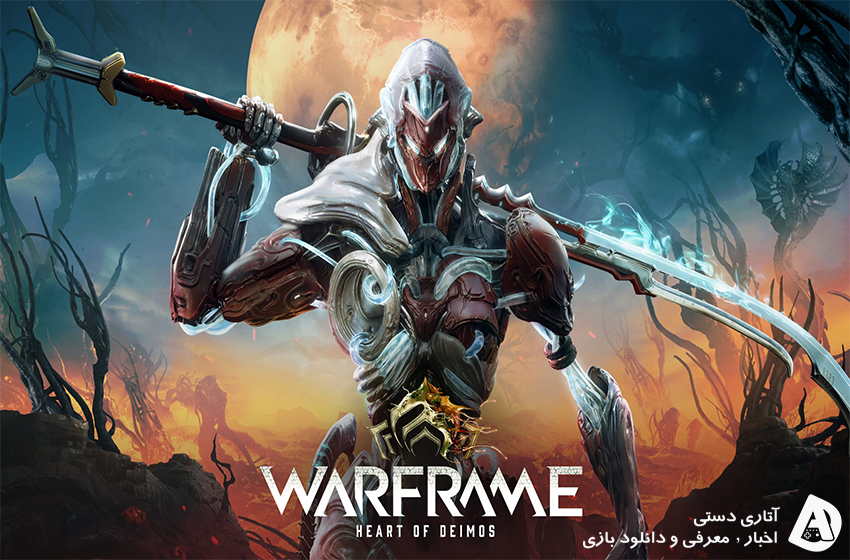Warframe اواخر این هفته برای PS5 منتشر خواهد شد
