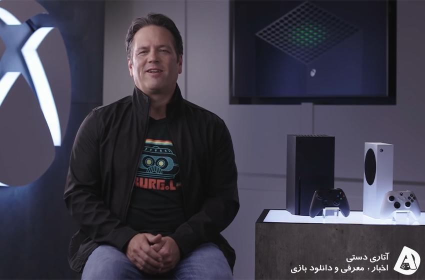 فیل اسپنسر: Xbox بزرگترین لانچ تاریخ خود را تجربه کرد