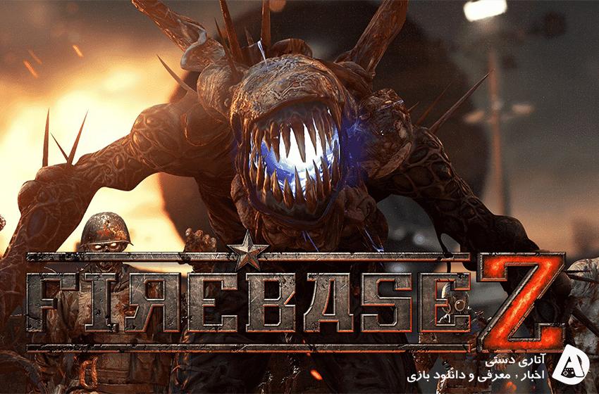 تریلر Firebase Z - آپدیت Black Ops Cold War: Zombies