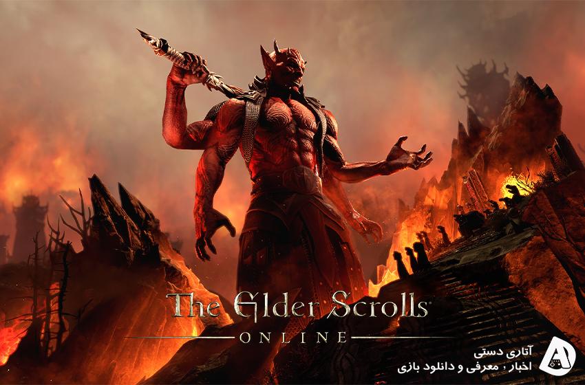 از Elder Scrolls Online: Blackwood Gates of Oblivion رونمایی شد