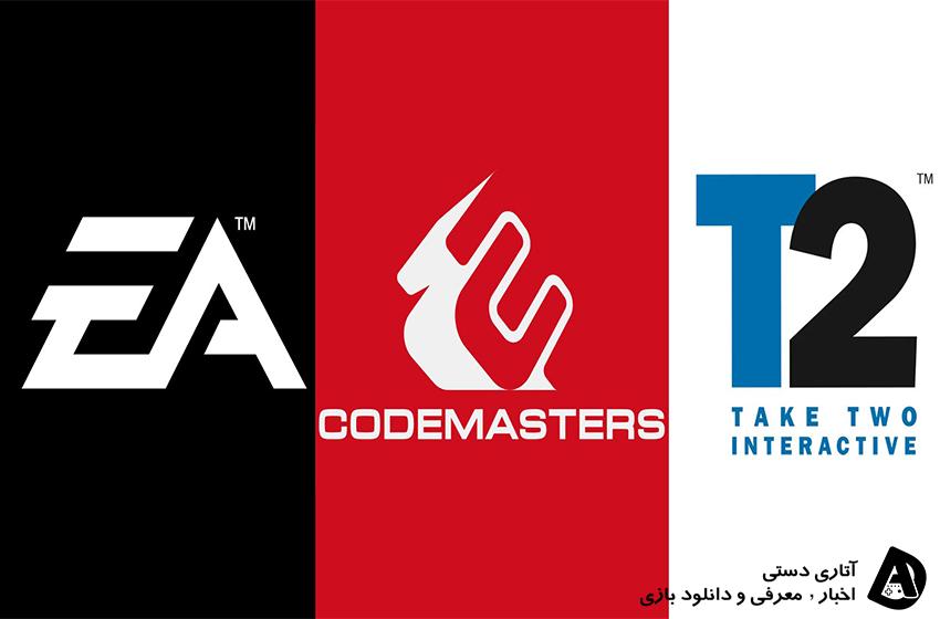 کمپانی Take-Two پس از پیشنهاد 1.2 میلیارد دلاری EA از رقابت برای خرید Codemasters کنار کشید