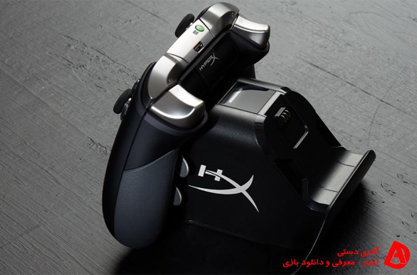از شارژر کنترلر های Xbox Series X رونمایی شد