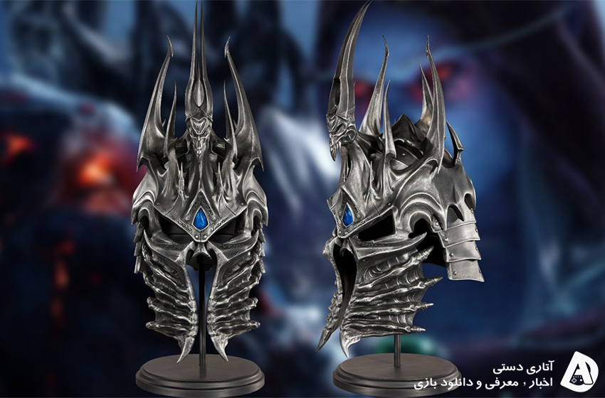 Blizzard اعلام کرد از 19 فوریه می توانید Helm of Domination را خریداری کنید