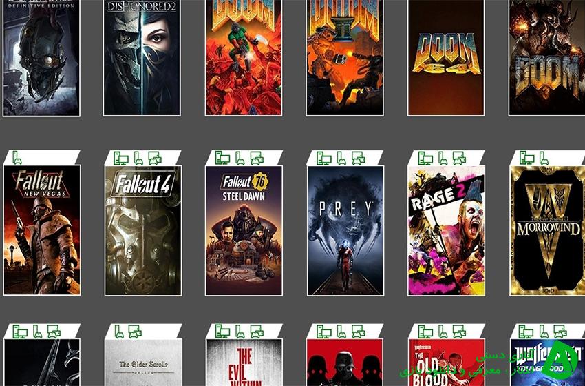 11 بازی دیگر از Bethesda فردا به Xbox Game Pass می آیند