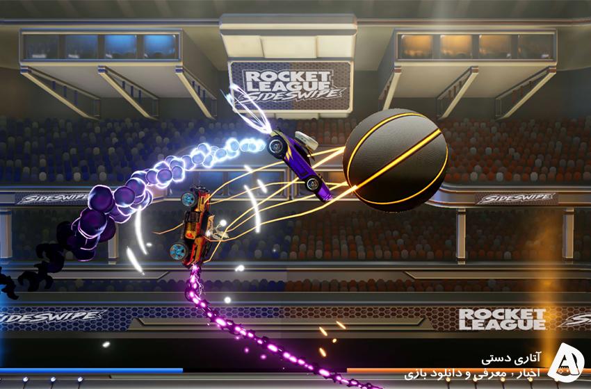 بازی موبایل Rocket League امسال منتشر خواهد شد