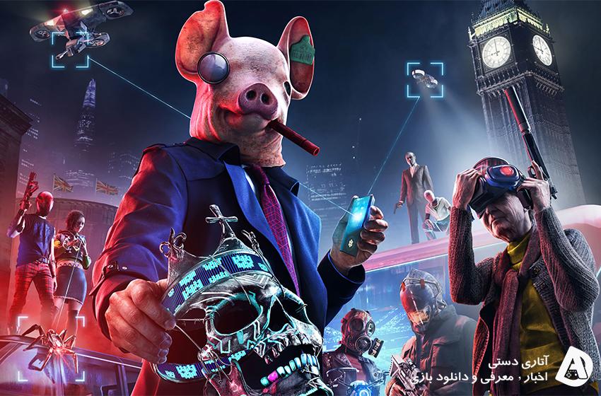 حالت آنلاین Watch Dogs Legion بزودی از Crossplay و cross-gen پشتیبانی خواهد کرد