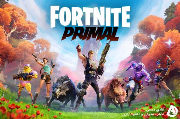 دانلود بازی Fortnite 16.40.0-16227914