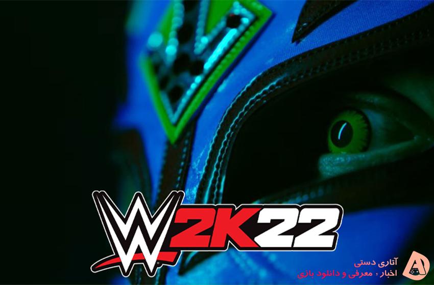 از WWE 2k22 رونمایی شد