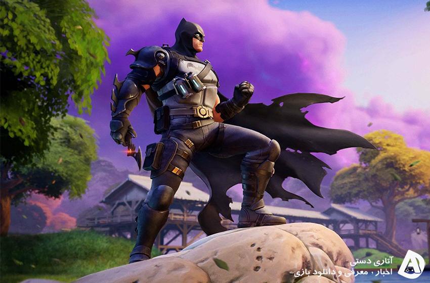 تریلر رونمایی از Batman در Fortnite