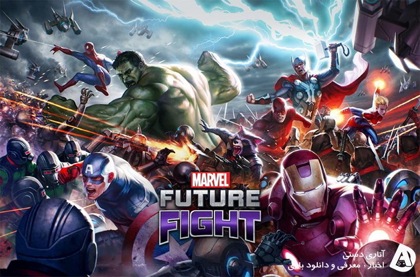 دانلود بازی MARVEL Future Fight 7.5.1