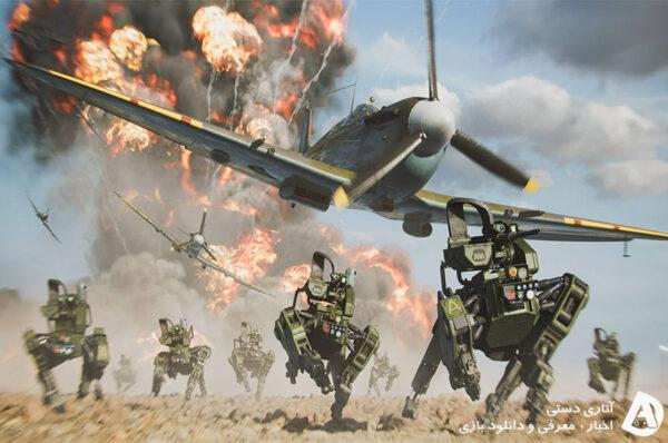 از حالت Portal بازی Battlefield 2042 رونمایی شد