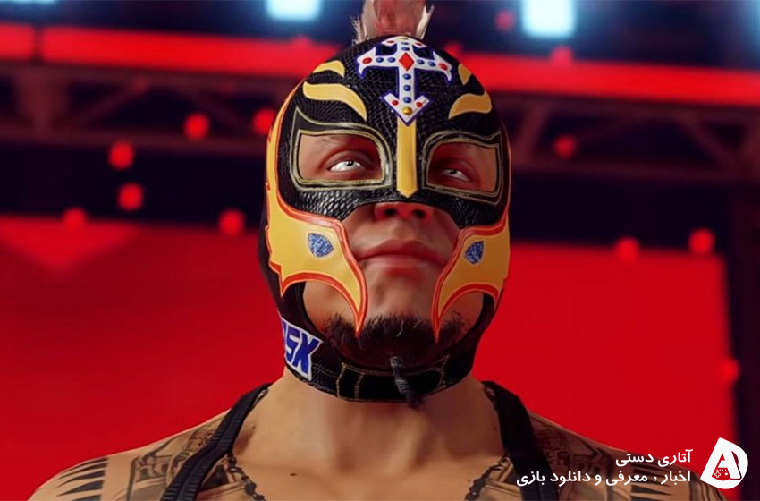 تیزر جدید WWE 2k22 و رونمایی از تاریخ انتشار