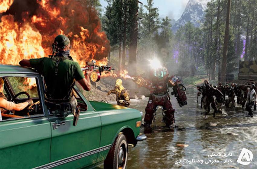 Call of Duty: Vanguard حالت زامبی نیز خواهد داشت