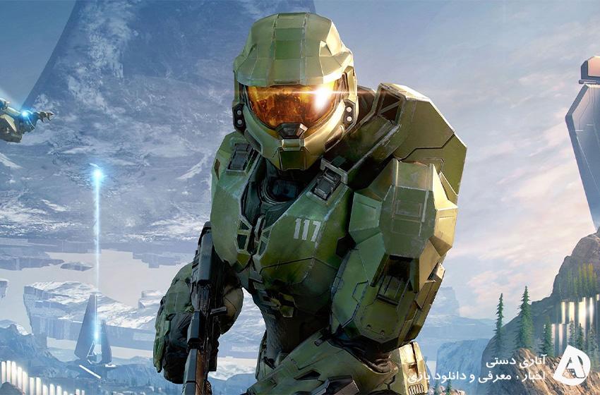 تاریخ انتشار Halo Infinite لو رفت